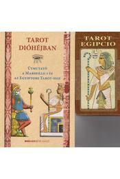 Tarot dióhéjban - Útmutató a Marseille-i és az egyiptomi tarothoz + Tarot Egipcio kártyacsomag - MAKRA JÚLIA - Régikönyvek