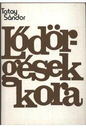 Lődörgések kora - Tatay Sándor - Régikönyvek