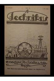 A Technikus - Régikönyvek