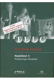 TELC-Zertifikat Deutsch - Régikönyvek