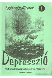 Depresszió - Temesvári Gabriella - Régikönyvek