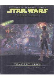 Tempest Feud - Grubb, Jeff, Owen K.C. Stephens - Régikönyvek