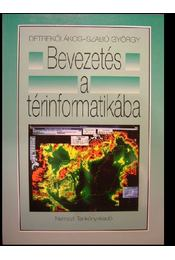 Bevezetés a térinformatikába - Régikönyvek