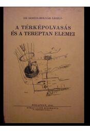 A térképolvasás és a tereptan elemei - Régikönyvek