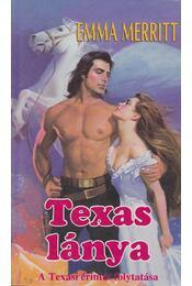 Texas lánya - Régikönyvek