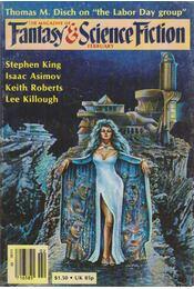 The Magazine of Fantasy and Science Fiction Volume 60, No. 2. - Régikönyvek