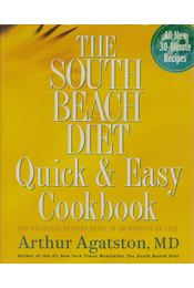 The South Beach Diet - Quick & Easy Cookbook - Régikönyvek