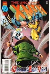 The Uncanny X-Men Vol. 1. No. 329 - Régikönyvek