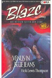 Venus in Blue Jeans - Thompson, Vicki Lewis - Régikönyvek