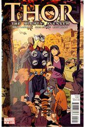 Thor The Mighty Avenger No. 2 - Samnee, Chris, Langridge, Roger - Régikönyvek