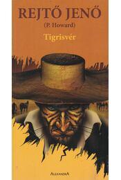 Tigrisvér - Régikönyvek