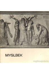 Myslbek - Tilkovsky, Vojtech - Régikönyvek