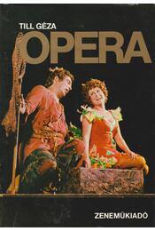 Opera - Till Géza - Régikönyvek