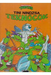 Tini nindzsa teknőcök - Régikönyvek