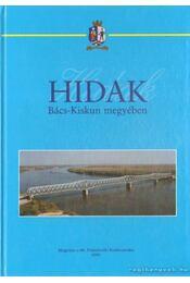 Hidak Bács-Kiskun megyében - Több író - Régikönyvek