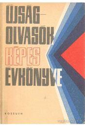 Újságolvasók képes évkönyve 1971. - Több író - Régikönyvek