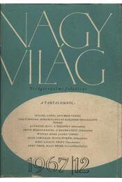 Nagyvilág 1967. évfolyam I-XII. szám (teljes) - Több szerző - Régikönyvek