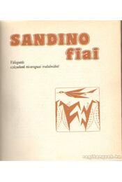 Sandino fiai - Több szerző - Régikönyvek