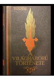 A világháború története V. kötet - Régikönyvek