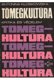 Tömegkultúra - Régikönyvek