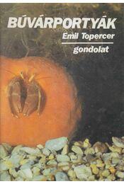 Búvárportyák - Topercer, Emil - Régikönyvek
