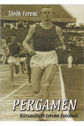 Pergamen - Török Ferenc - Régikönyvek