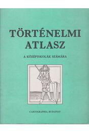 Történelmi atlasz - Régikönyvek