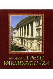 A Pesti Vármegyeháza - Tóth Antal - Régikönyvek