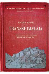Transzhimalája - Régikönyvek