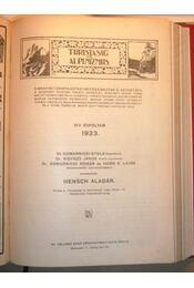 Turistaság és Alpinizmus - Régikönyvek