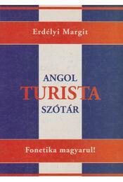 Angol turista szótár - Régikönyvek