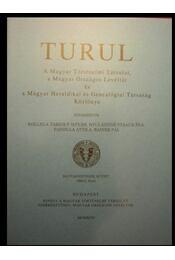 Turul 1994/3. - Régikönyvek