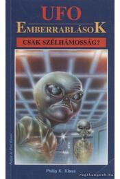 UFO emberrablások - Régikönyvek