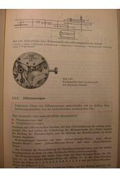 Elektrische und elektronische Uhren - Régikönyvek