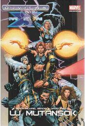 Újvilág X-Men: Új Mutánsok - Bendis, Brian Michael, Finch, David - Régikönyvek
