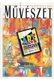 Új Művészet 1998. március - Sinkovits Péter - Régikönyvek