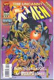 The Uncanny X-Men Vol. 1. No. 335 - Régikönyvek