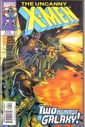 The Uncanny X-Men Vol. 1. No. 358 - Régikönyvek