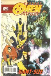 Uncanny X-Men: First Class Giant-Size Special No. 1 - Régikönyvek