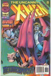 The Uncanny X-Men Vol. 1. No. 336 - Régikönyvek