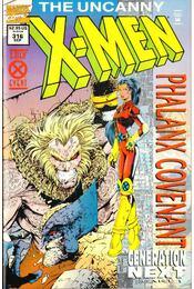Uncanny X-Men Vol. 1 No. 316 - Régikönyvek