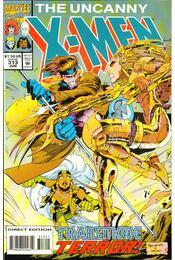 Uncanny X-Men Vol. 1 No. 313 - Régikönyvek