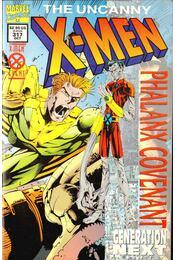 Uncanny X-Men Vol. 1 No. 317 - Régikönyvek