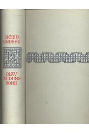 Olav Audunssohn - Undset, Sigrid - Régikönyvek