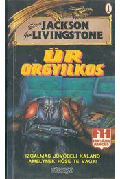 Űr orgyilkos - Régikönyvek