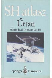 SH Atlasz - Űrtan - Régikönyvek