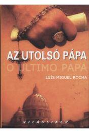 Az utolsó pápa - Régikönyvek