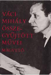 Váci Mihály összegyűjtött művei - Régikönyvek