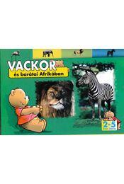 Vackor és barátai Afrikában - Régikönyvek