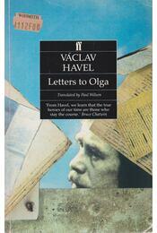 Letters to Olga - Václav Havel - Régikönyvek